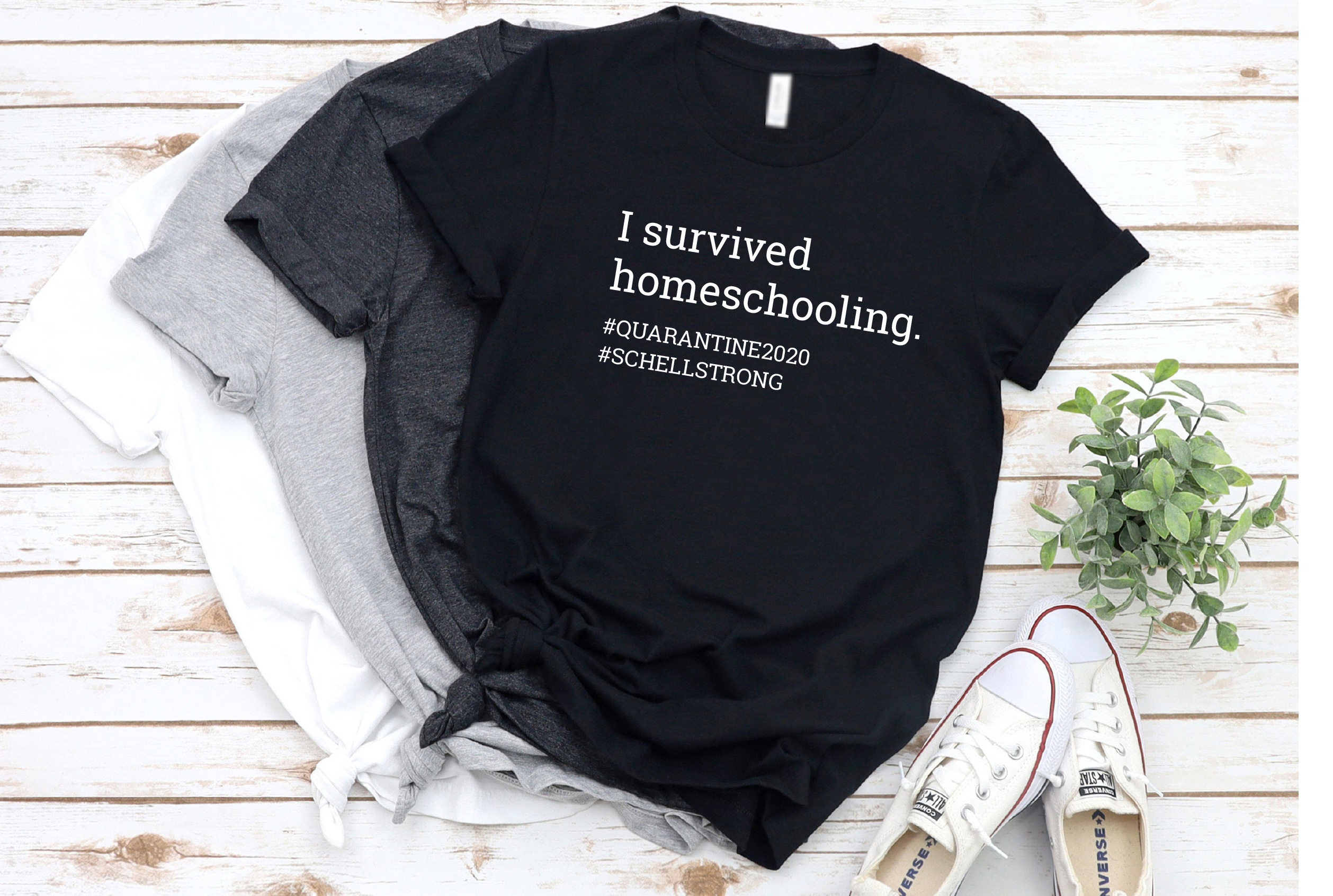 I survived homeschooling Shirt